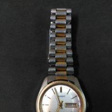 Relojes de pulsera: RELOJ DE PULSERA CARGA MANUAL, CABALLERO, ORIENT, METALICO, FUNCIONANDO. Lote 143794030
