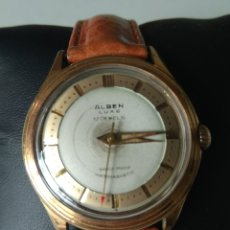 Relojes de pulsera: RELOJ ALBEN 17 JEWELS. Lote 143806237