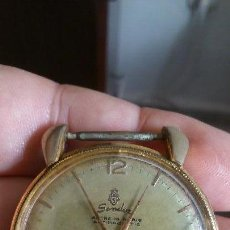 Relojes de pulsera: RELOJ SANDOZ ANCRE 15 RUBIS ( FUNCIONANDO). Lote 143801886