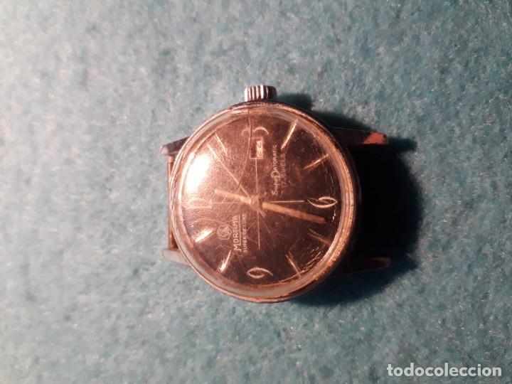 Relojes de pulsera: Lote de 9 Relojes mecánicos antiguos para caballero. Fortis, Festina, Halcón, Roamer, Cyma... - Foto 10 - 141308234