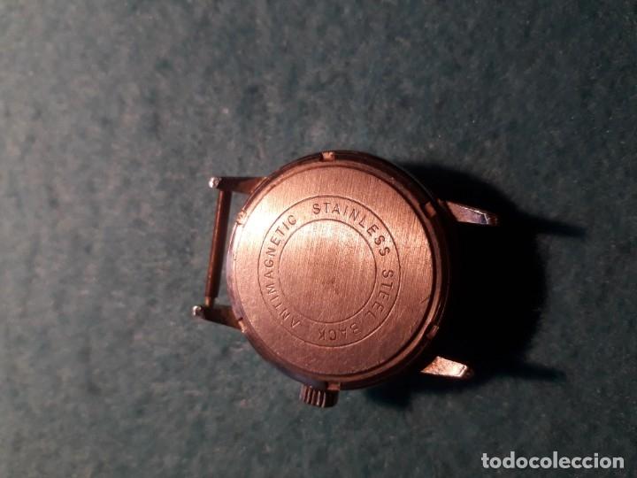 Relojes de pulsera: Lote de 9 Relojes mecánicos antiguos para caballero. Fortis, Festina, Halcón, Roamer, Cyma... - Foto 11 - 141308234