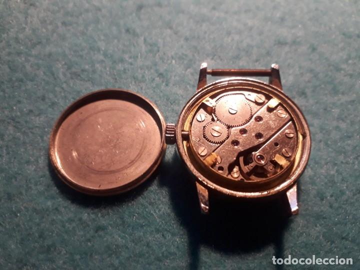 Relojes de pulsera: Lote de 9 Relojes mecánicos antiguos para caballero. Fortis, Festina, Halcón, Roamer, Cyma... - Foto 12 - 141308234