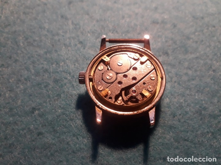 Relojes de pulsera: Lote de 9 Relojes mecánicos antiguos para caballero. Fortis, Festina, Halcón, Roamer, Cyma... - Foto 13 - 141308234