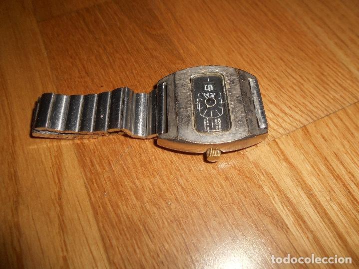 Relojes de pulsera: Reloj EDWARD BULER SUPER-NOVA INCABLOC 17JEWELS DE CUERDA SWISS MADE FUNCIONANDO TODO ORIGINAL - Foto 3 - 144009482