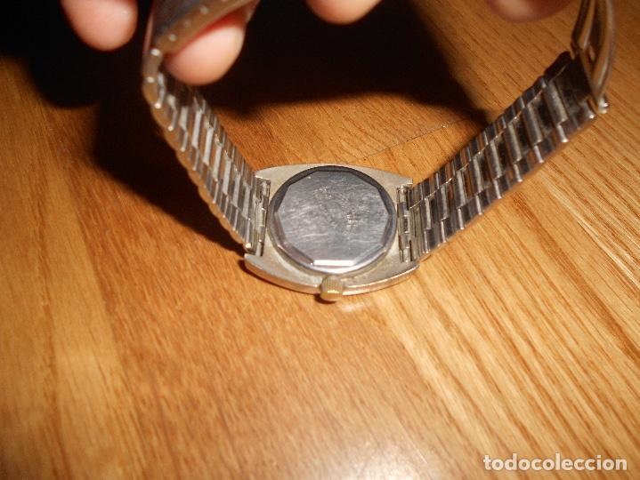Relojes de pulsera: Reloj EDWARD BULER SUPER-NOVA INCABLOC 17JEWELS DE CUERDA SWISS MADE FUNCIONANDO TODO ORIGINAL - Foto 7 - 144009482