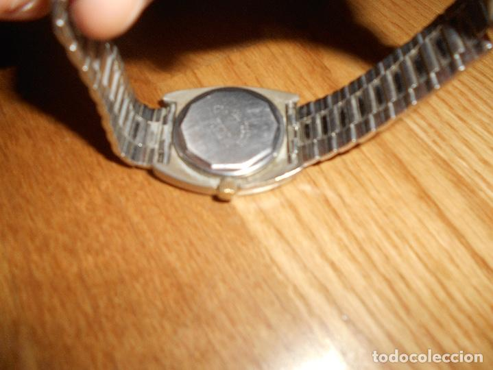 Relojes de pulsera: Reloj EDWARD BULER SUPER-NOVA INCABLOC 17JEWELS DE CUERDA SWISS MADE FUNCIONANDO TODO ORIGINAL - Foto 8 - 144009482
