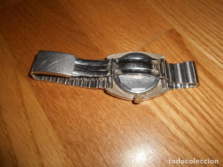 Relojes de pulsera: Reloj EDWARD BULER SUPER-NOVA INCABLOC 17JEWELS DE CUERDA SWISS MADE FUNCIONANDO TODO ORIGINAL - Foto 9 - 144009482