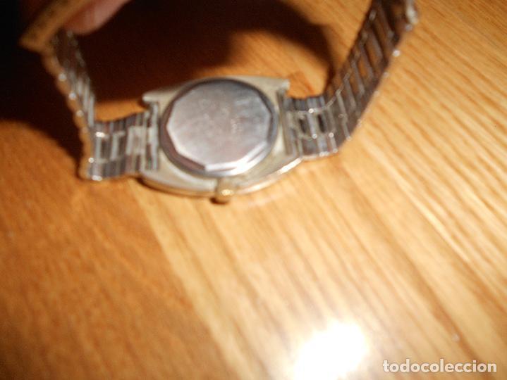 Relojes de pulsera: Reloj EDWARD BULER SUPER-NOVA INCABLOC 17JEWELS DE CUERDA SWISS MADE FUNCIONANDO TODO ORIGINAL - Foto 10 - 144009482