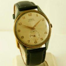Relojes de pulsera: GRAN TECHNOS MECANICO CLASICO 38MM. Lote 144037798