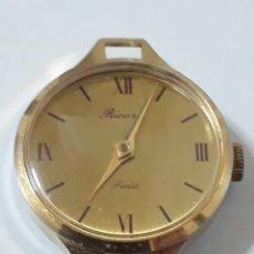Relojes de pulsera: RELOJ DE CUERDA RICAR.FUNCIONA. Lote 144135794