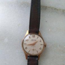 Relojes de pulsera: **RELOJ SEÑORA, VINTAGE -- BELISON, 17 RUBÍES, SUIZO, ANTIMAGNETIC -- NO FUNCIONA 2CM ESFERA**. Lote 144242577