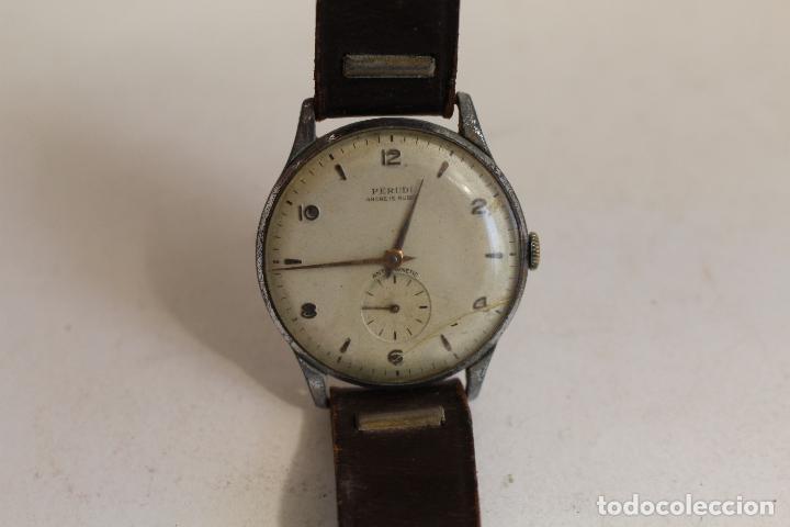 RELOJ MANUAL PERUDI ANCRE 15 RUBIS (Relojes - Pulsera Carga Manual)