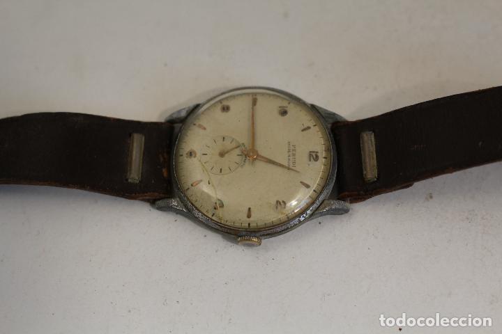 Relojes de pulsera: reloj manual perudi ancre 15 rubis - Foto 3 - 144815834