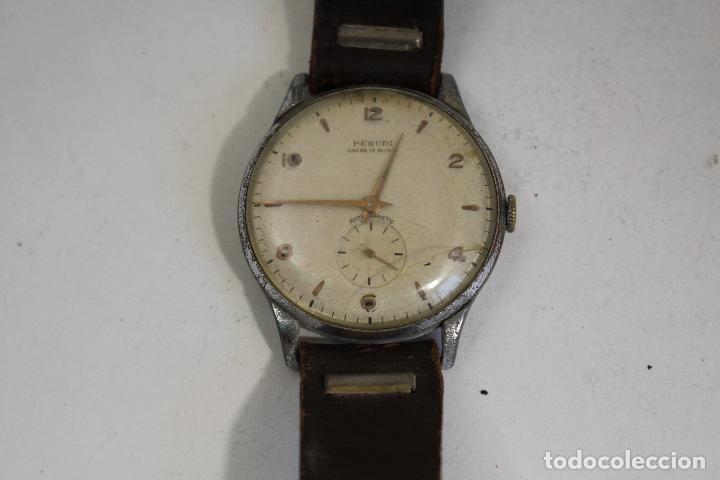 Relojes de pulsera: reloj manual perudi ancre 15 rubis - Foto 4 - 144815834