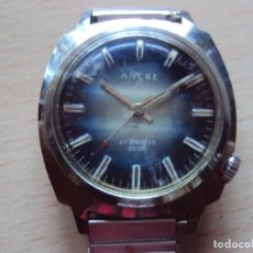Relojes de pulsera: RELOJ DE CUERDA. Lote 145165194