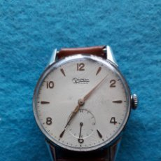 Relojes de pulsera: RELOJ MARCA VIVAR. CLÁSICO DE CABALLERO. FUNCIONANDO. Lote 145224054