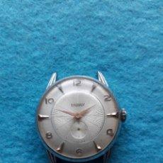 Relojes de pulsera: RELOJ MARCA FABRY. CLÁSICO DE CABALLERO. SWISS MADE. Lote 145224542