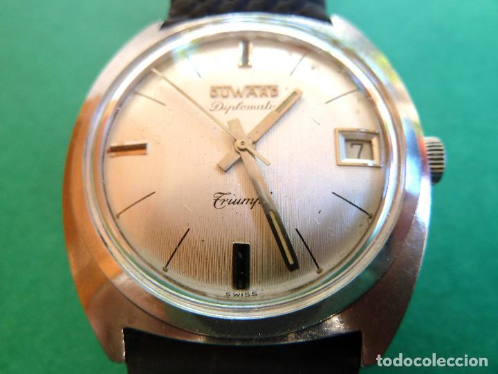Relojes de pulsera: Reloj de caballero Duward. - Foto 2 - 145404270