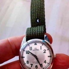 Relojes de pulsera: RELOJ SUIZO ROAMER VINTAGE. CUERDA NUEVO.. Lote 145570658