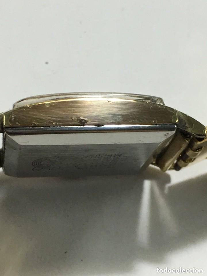 Relojes de pulsera: reloj dogma prima chapado en oro y cadena tambien ,piezas originales reloj - Foto 6 - 145616642