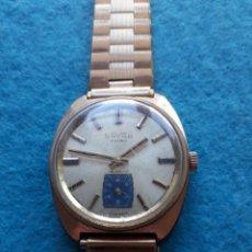 Relojes de pulsera: RELOJ CLÁSICO SAVAR DE CABALLERO. FUNCIONANDO . Lote 145629182