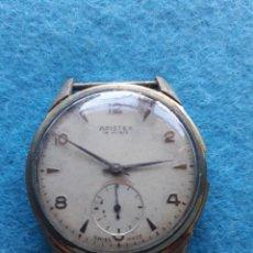 Relojes de pulsera: RELOJ MARCA ARISTEX. CLÁSICO DE CABALLERO. . Lote 145732786