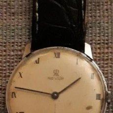 Relojes de pulsera: RELOJ DE PULSERA CARGA MANUAL CABALLERO REVUE 77,1, FUNCIONA. Lote 146033102