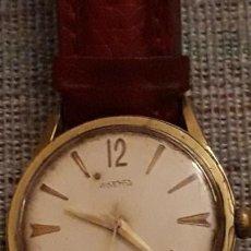 Relojes de pulsera: RELOJ DE PULSERA CARGA MANUAL CABALLERO WOSTOK 18 JEWELS , FUNCIONA. Lote 146033906