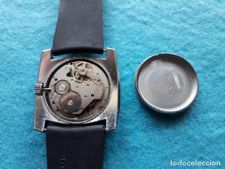 Relojes de pulsera: Reloj digital mecánico antiguo. Marca Zoniku de caballero - Foto 6 - 146101538