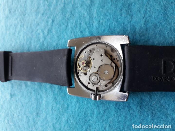 Relojes de pulsera: Reloj digital mecánico antiguo. Marca Zoniku de caballero - Foto 7 - 146101538