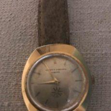 Relojes de pulsera: CUERVO Y SOBRINOS 1940. Lote 146161821