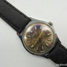 Relojes de pulsera: RELOJ PULSERA A CUERDA MARCA VOSTOK USSR VINTAGE AÑOS 60 ERA COMUNISTA. Lote 146202770