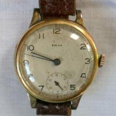 Relojes de pulsera: ROLEX WD. ORO 9KT. NECESITA REVISIÓN Y ALGUNA REPARACIÓN. SUIZA. PRINC. S. XX. Lote 154261756