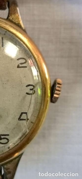 Relojes de pulsera: ROLEX WD. ORO 9KT. NECESITA REVISIÓN Y ALGUNA REPARACIÓN. SUIZA. PRINC. S. XX - Foto 3 - 154261756