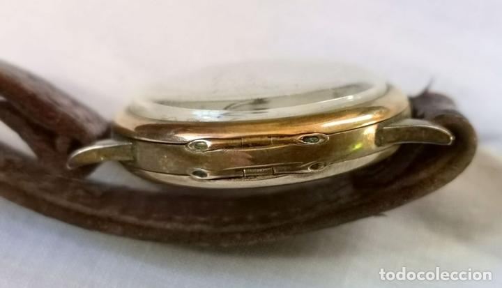 Relojes de pulsera: ROLEX WD. ORO 9KT. NECESITA REVISIÓN Y ALGUNA REPARACIÓN. SUIZA. PRINC. S. XX - Foto 5 - 154261756