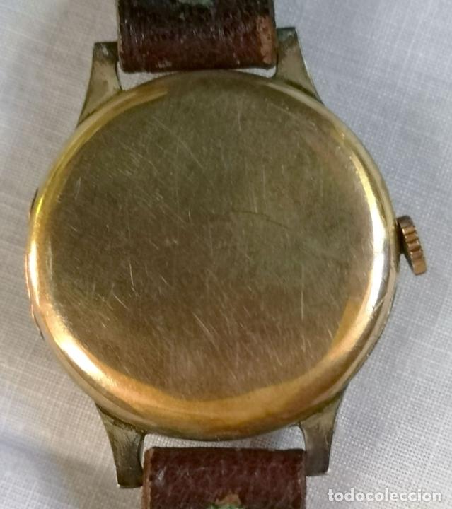 Relojes de pulsera: ROLEX WD. ORO 9KT. NECESITA REVISIÓN Y ALGUNA REPARACIÓN. SUIZA. PRINC. S. XX - Foto 6 - 154261756