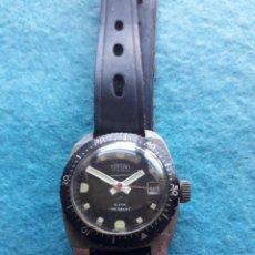 Relojes de pulsera: RELOJ MARCA FORSAM. TIPO SUBMARINISTA DE DAMA. FUNCIONANDO.. Lote 146543386