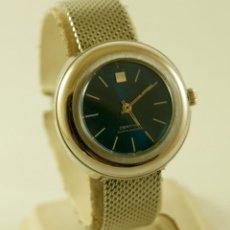 Relojes de pulsera: CERTINA KURT FRERES MECANICO NEW OLD STOCK FUNCIONANDO. Lote 146543622