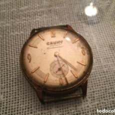 Relojes de pulsera: RELOJ DE PULSERA - CAUNY PRIMA - CENTENARIO - SWISS MADE. Lote 146606578