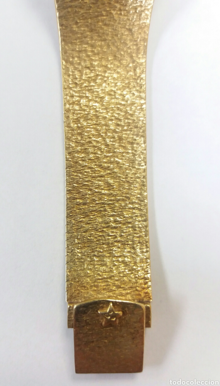Relojes de pulsera: IMPRESIONANTE RELOJ ZENITH DE ORO - Foto 5 - 146878338