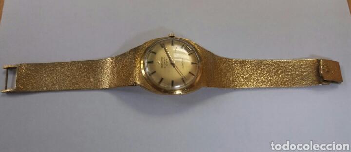 Relojes de pulsera: IMPRESIONANTE RELOJ ZENITH DE ORO - Foto 6 - 146878338