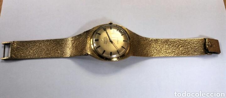 Relojes de pulsera: IMPRESIONANTE RELOJ ZENITH DE ORO - Foto 7 - 146878338