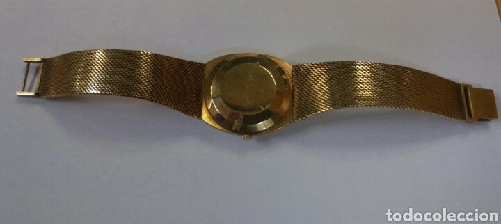 Relojes de pulsera: IMPRESIONANTE RELOJ ZENITH DE ORO - Foto 8 - 146878338