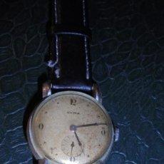 Relojes de pulsera: ANTIGUO RELOJ CARGA MANUAL CYMA FUNCIONANDO - 4,5X3,5 CM. . Lote 146899510