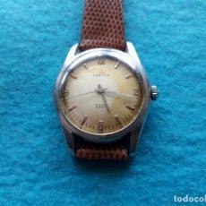 Relojes de pulsera: RELOJ MARCA CERTINA DS TORTUGA. CLÁSICO DE CABALLERO. FUNCIONANDO.. Lote 146996126