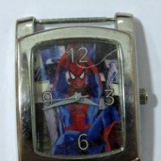 Relógios de pulso: RELOJ SPIDERMAN DE MARVEL 2008. FUNCIONANDO.. Lote 147012422