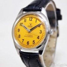 Relojes de pulsera: RELOJ DE CUERDA CAMY, NUEVO DE ANTIGUO STOCK, 70S, 35 MM SCC, FUNCIONANDO.. Lote 147174510
