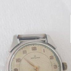 Relojes de pulsera: RELOJ DE COLECION DE PULSERA MARCA ZENITH BUEN ESTADO FUNCIONA PARA COLECION MIRA . Lote 147331086