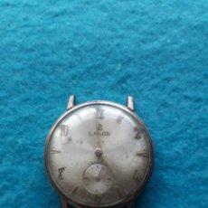 Relojes de pulsera: RELOJ MARCA LANCO. CLÁSICO DE CABALLERO. Lote 147374926