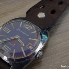 Relojes de pulsera: RELOJ RUSO MANUAL VOSTOK URSS. Lote 147727237